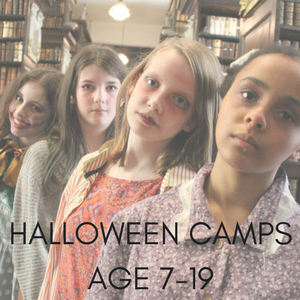 Halloween camps at Gaiety School of Acting