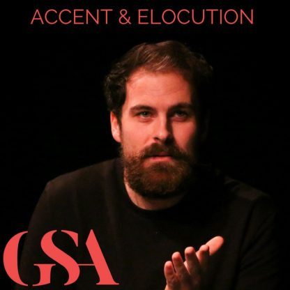 Accent and elocution
