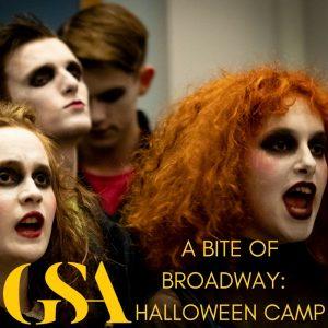 A Bite of Broadway: Halloween