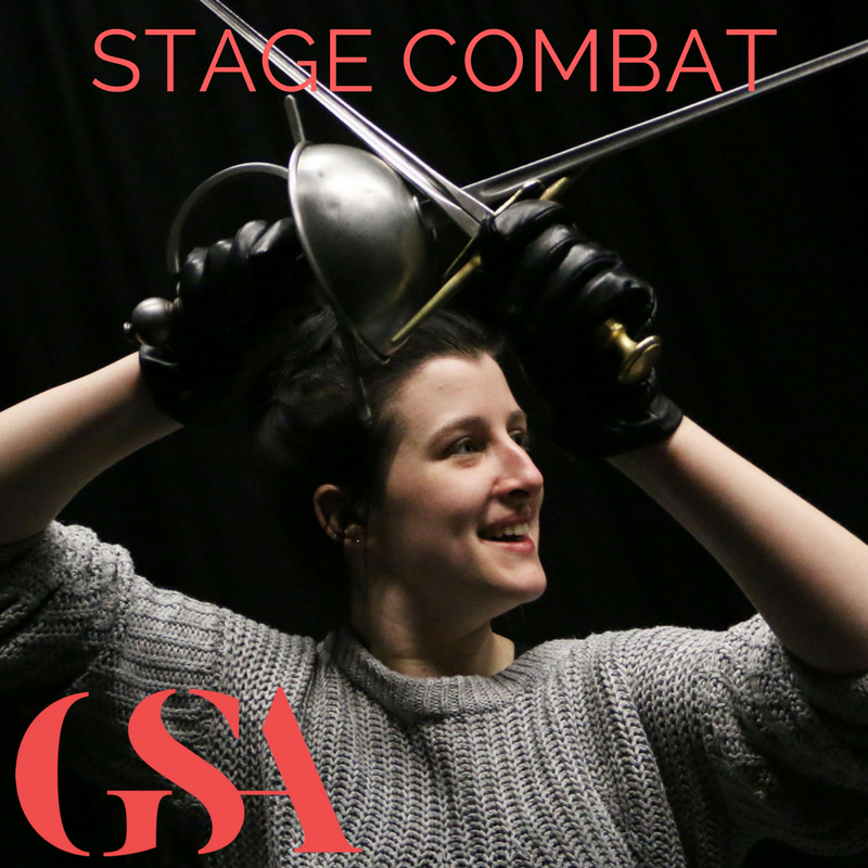 Stage Combat Summer Intensive Gaiety School Of Acting