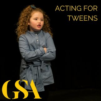 Acting for Tweens Summer camp