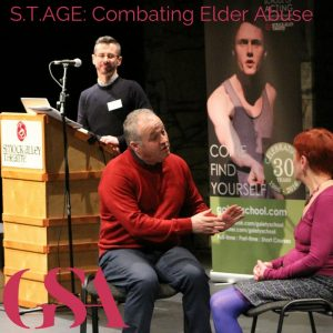 Stage: Combating Elder Abuse