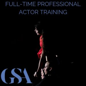 Full-Time professional actor training