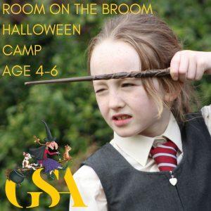 Room on the Broom Halloween Camp