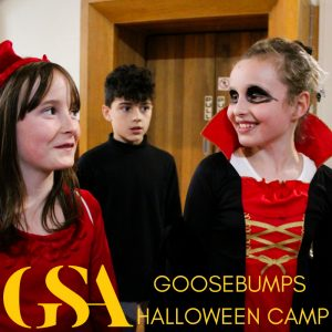 Goosebumps Halloween Camp