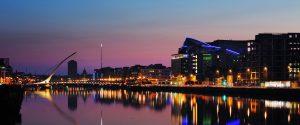 Dublin city vista
